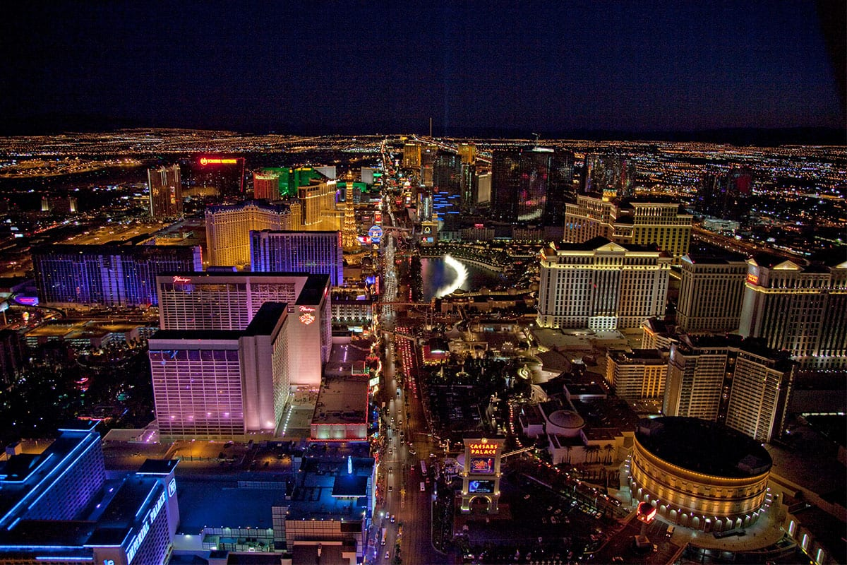 The top 10 most iconic things to do and see on your Las Vegas vacation