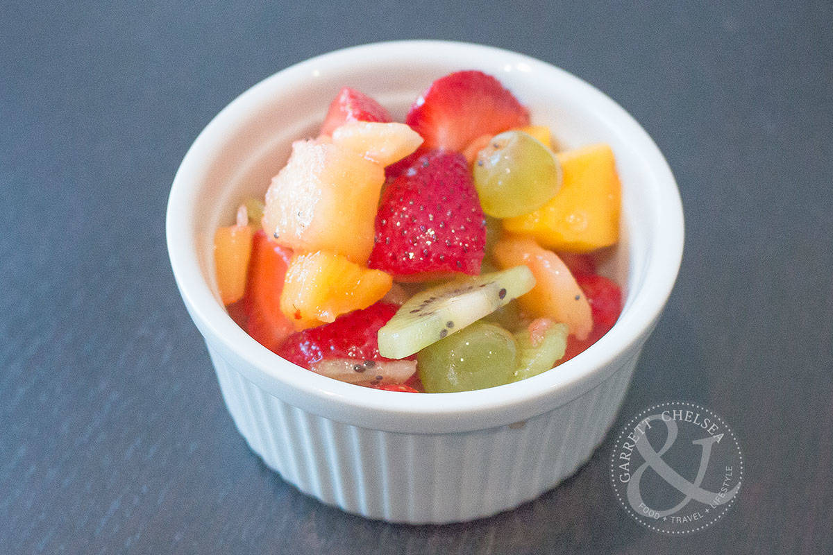 Easy to Make for a Pot Luck Poppy Seed Fruit Salad Recipe