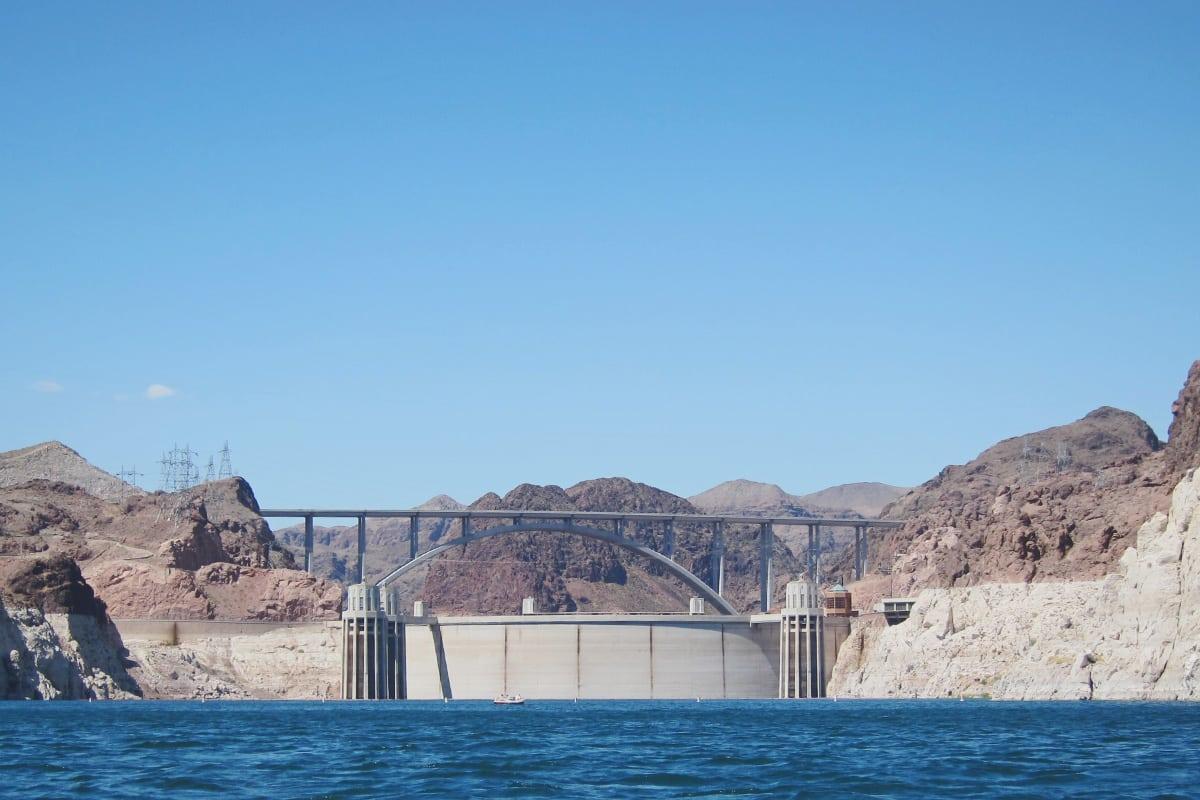 Best Day Trips from Las Vegas Hoover Dam