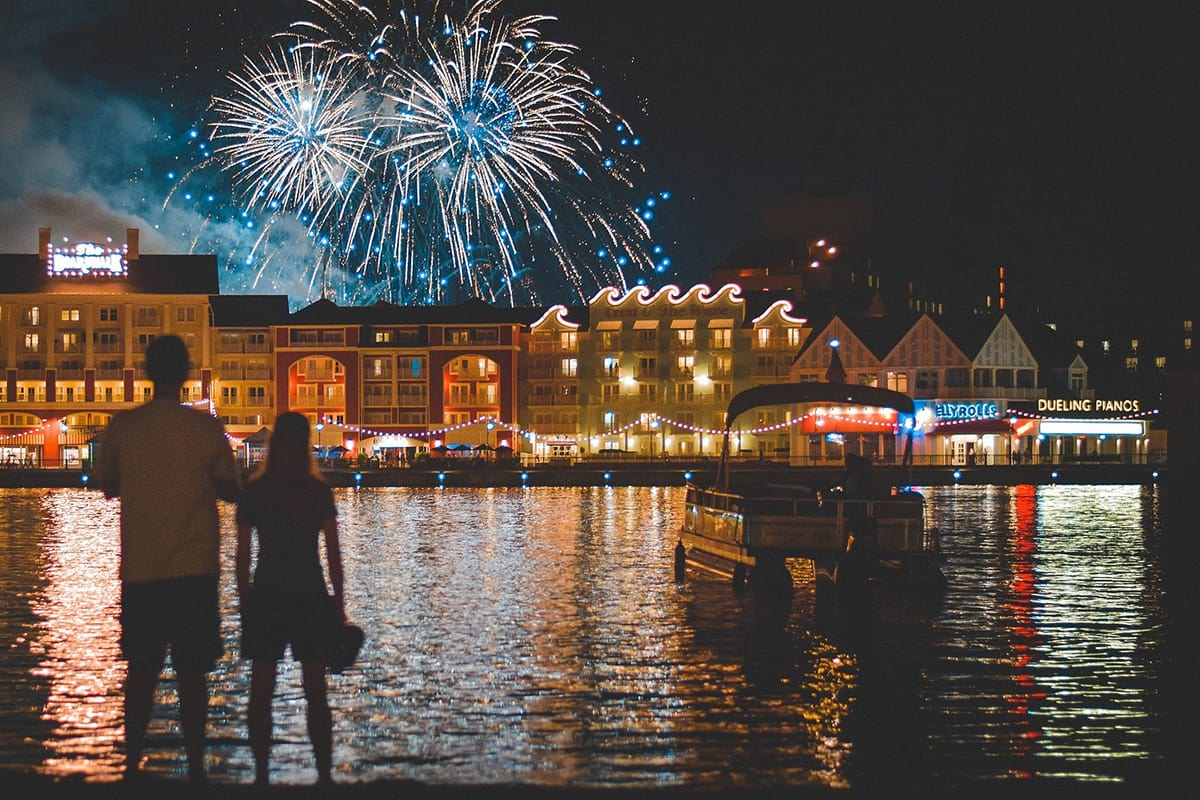 How to Have a Romantic Disney World Vacation