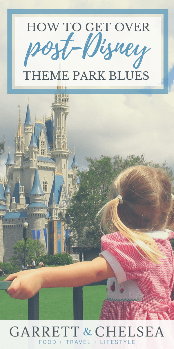 How to Get over the Post-Disney Theme Park Blues