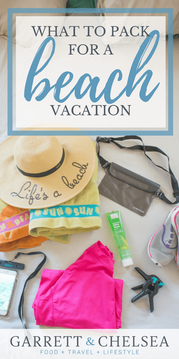 Awesome beach accessories you didn't know you needed and What to Pack for a Perfect Beach Vacation